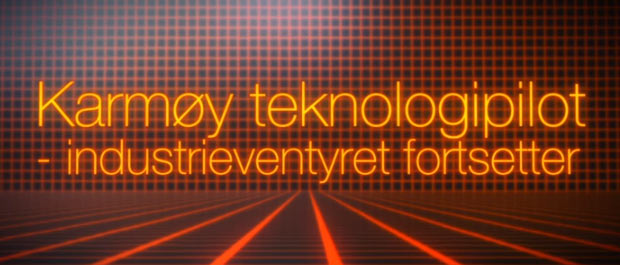 Se visualiseringen av Hydro Karmøy Technology Pilot